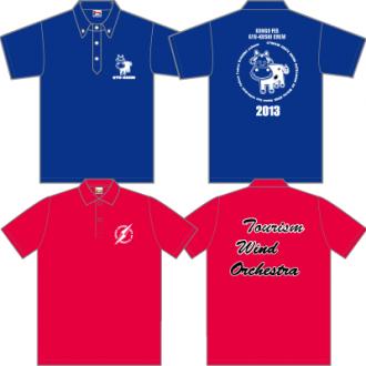 オリジナルプリントポロシャツ